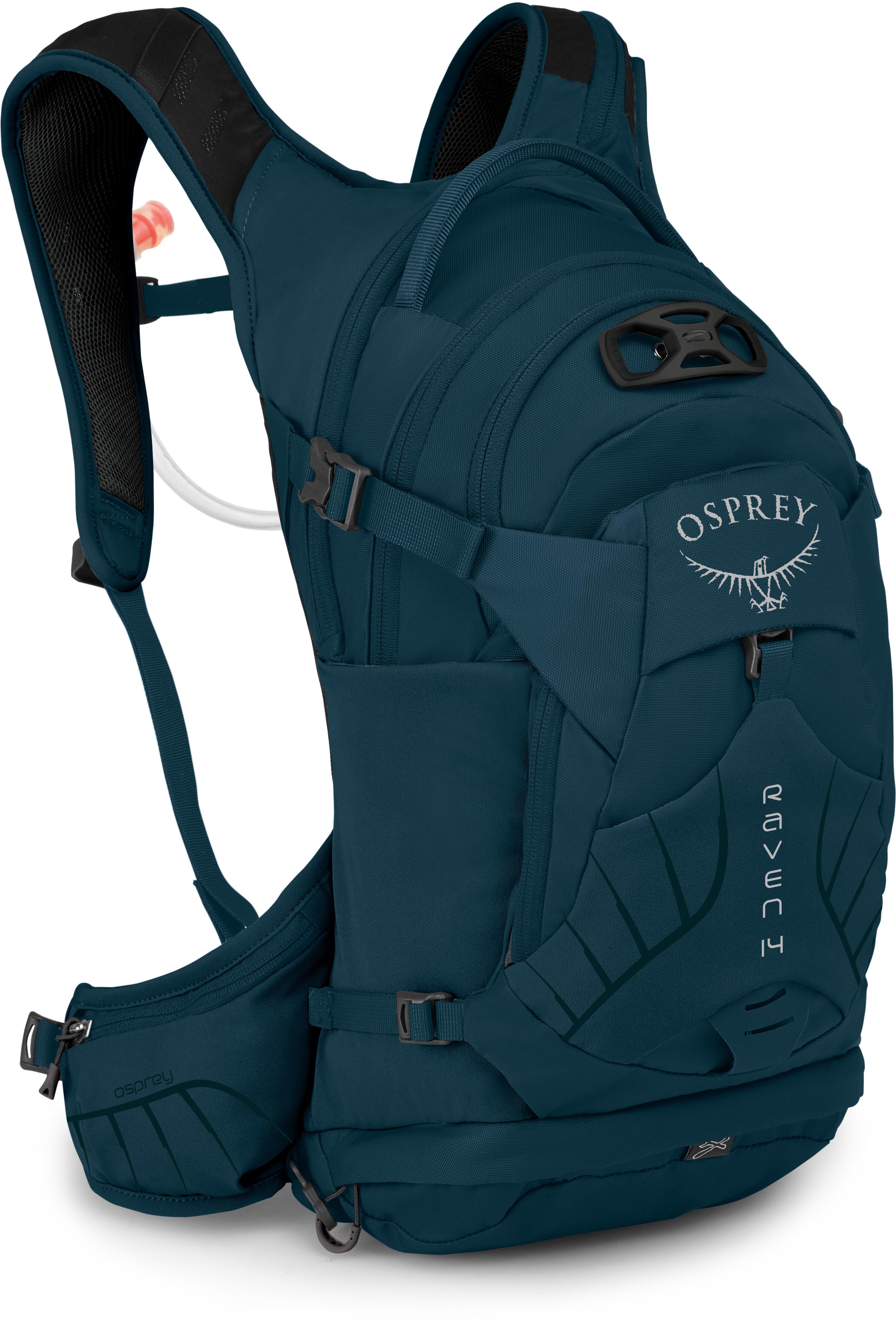 Osprey Raven 14 Ryggsäck Dam blå - till fenomenalt pris på Bikester 3b143a5036c6c